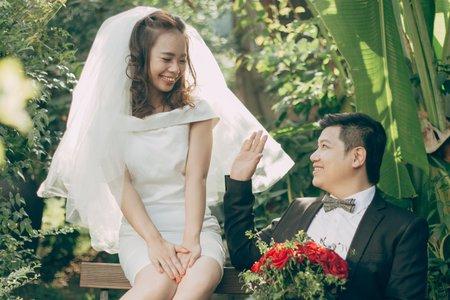 新娘秘書Win-簡約白紗,美味留影,紀錄最珍貴美好的你