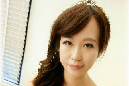新娘單妝髮-珍