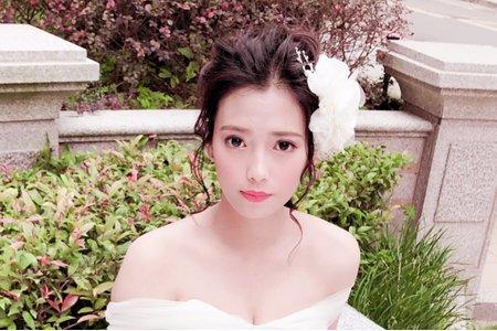 Sabrina彩妝造型/新娘試妝/美到冒泡