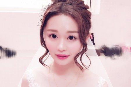 Sabrina彩妝造型/訂結婚午宴/韓式清透自然妝感/仙仙風