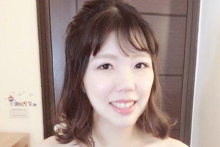 Sabrina彩妝天地/尾牙造型/清透自然的妝感