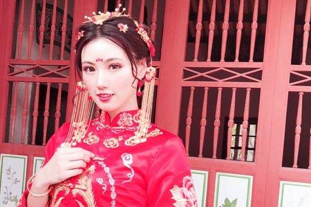 Sabrina彩妝天地/秀禾服/古典氣質/超吸睛