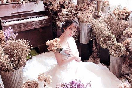 Sabrina彩妝造型/不凋花仙仙風