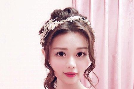 Sabrina彩妝造型/氣質仙女風/韓式妝感