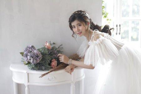 Sabrina彩妝造型/日韓自然清透妝感風