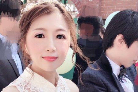 Sabrina's彩妝造型/聯合婚禮