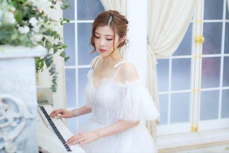 Sabrina彩妝造型/氣質仙女風