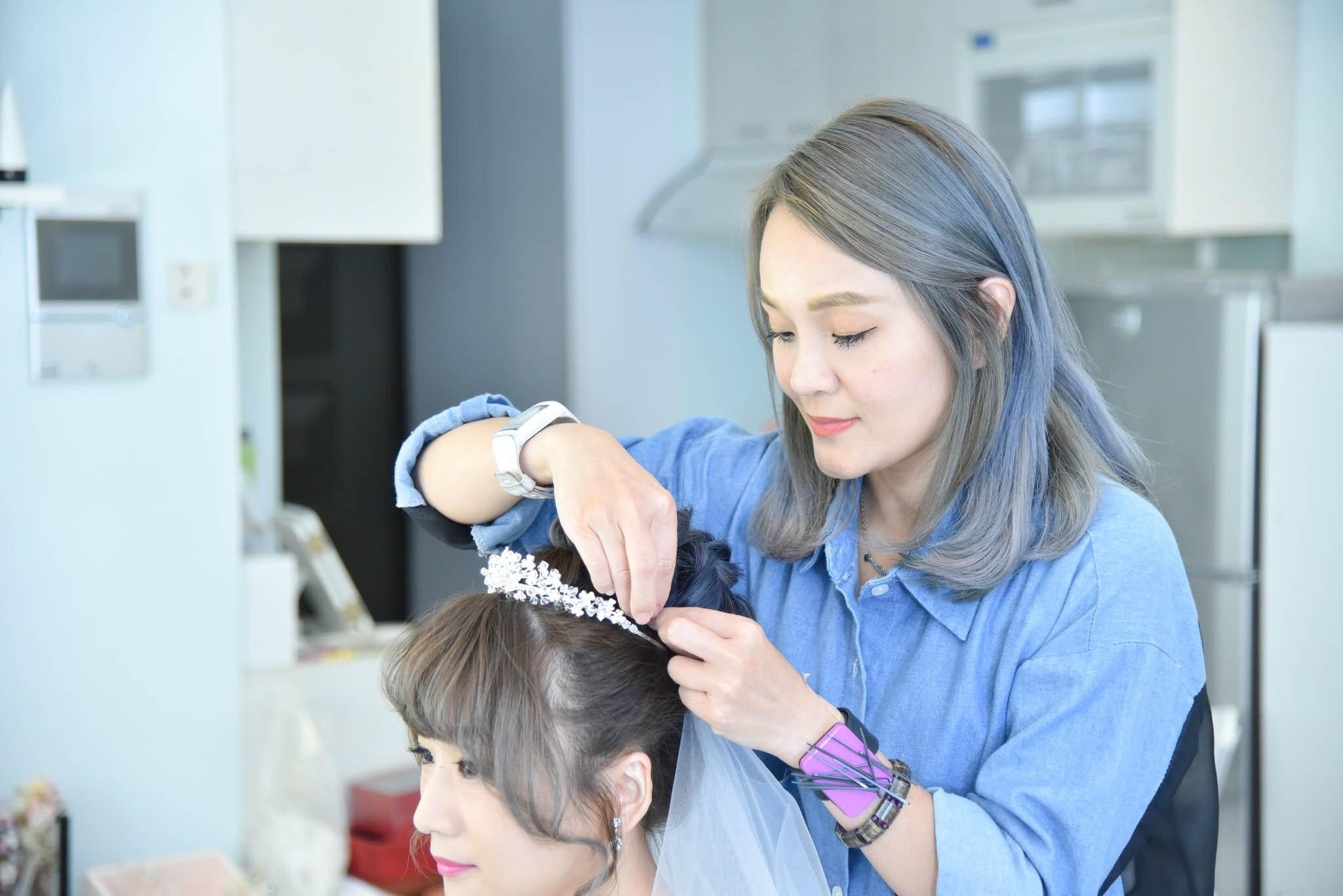 cherry雪莉 新娘秘書/髮型設計