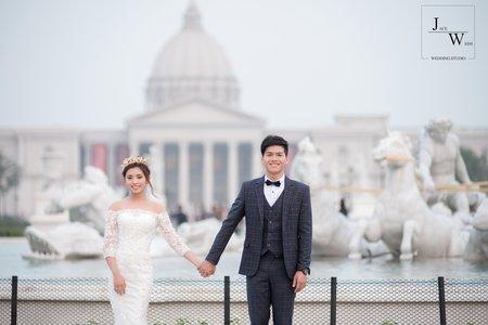 【婚紗】沂庭+陳欣|台南