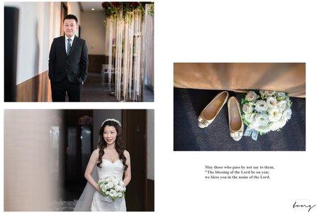 台南婚攝  ▎博名+淑惠  ▎晶英酒店