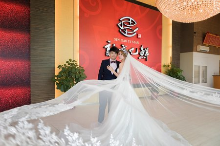 彰化婚攝推薦 | 新高乙鮮 | 尚民+宜臻