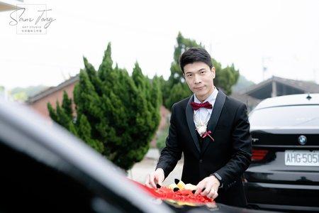 台南婚攝推薦 | 自宅雙儀式 | 育誌+怡方