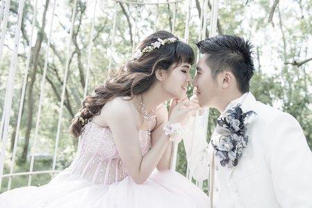 華益 怡閔 婚紗照