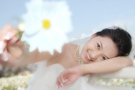 天使花園-白紗造型
