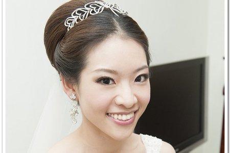 名模般的慈涵-台中福華迎娶宴客