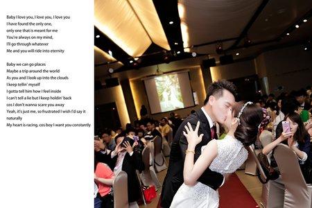 桃園中壢婚禮記錄婚禮紀錄平面婚攝婚禮攝影中壢茂園婚宴會館葛黑斯幸福攝影翻糖花園許小弘