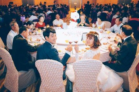GD 爆米花 攝影師:徐傑。(漢來大飯店)(宴客)紀錄