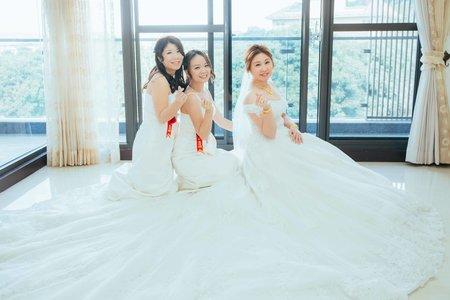 爆米花 婚禮記錄 多多結婚