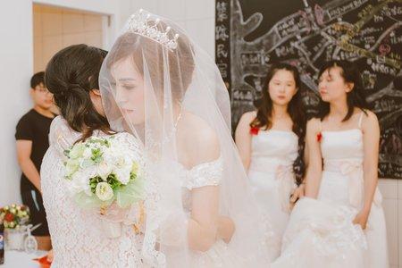 爆米花 婚禮記錄 結婚+午宴 潮州天廚餐廳