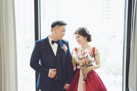 爆米花 婚禮攝影 同盟路 老新台菜 訂婚宴客