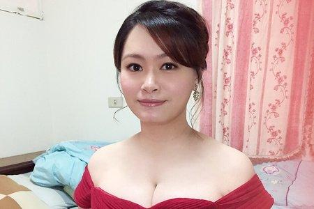 【2017許可欣專業新娘秘書*新店新秘】