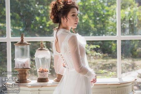 公主風婚紗!!