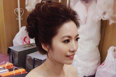 日式甜美新娘