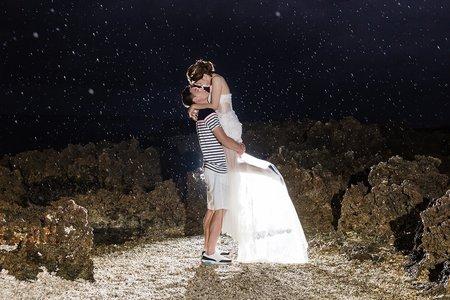 純攝影自助婚紗