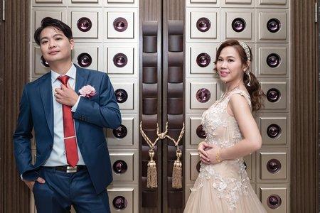 岡枬+筱梅(台中女兒紅婚宴會館)