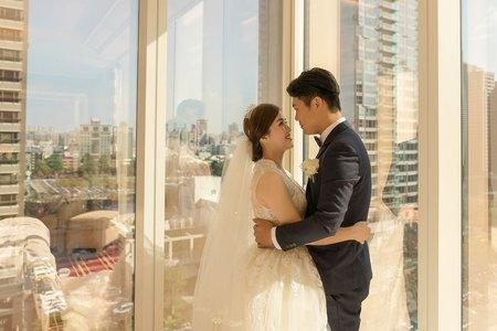 明彥+于晴(台中Lin酒店證婚儀式+宴客)