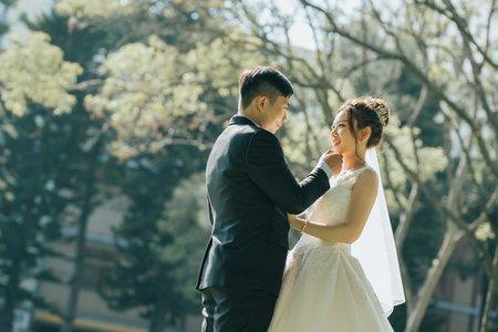 迎娶+宴客(台南長榮酒店、南應大校區)