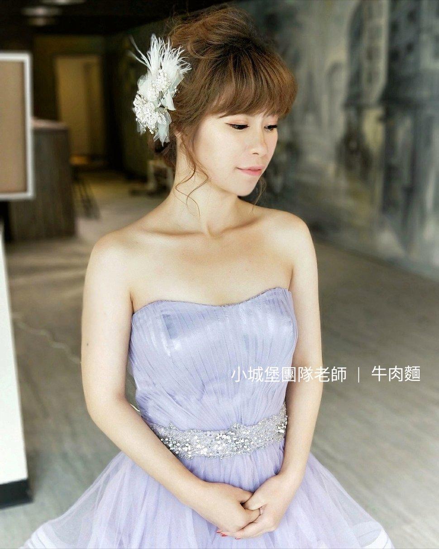 5bd5a4e6c5944606b36b8cd891238e21 - 劉小君(肉麵)makeup - 結婚吧