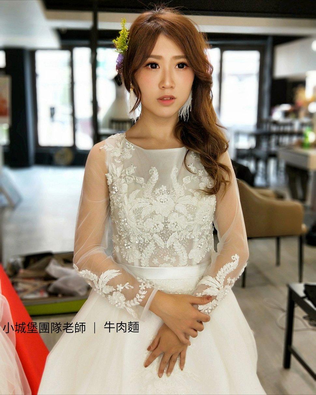 1680ce677f974f909ade3061a2395c62 - 劉小君(肉麵)makeup - 結婚吧