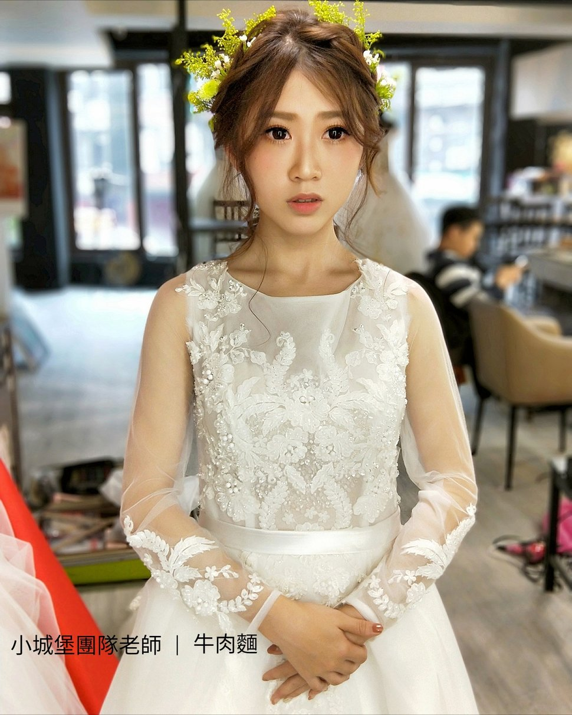 56d08bf003b2465983ecc1e6c0362b4f - 劉小君(肉麵)makeup - 結婚吧