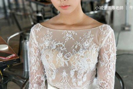 韓風婚紗造型