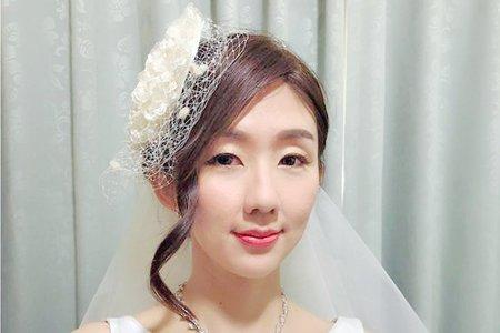 新娘陳香羽 台北結婚婚禮
