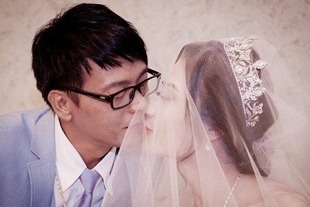 玉芬結婚之喜-中西式儀式