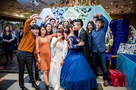 2017.11.25婚攝晚宴(富安&念庭)