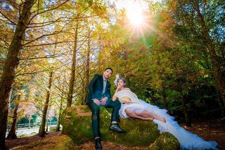 杉林溪婚紗攝影