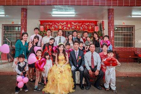 2017.12.23結婚 宴客