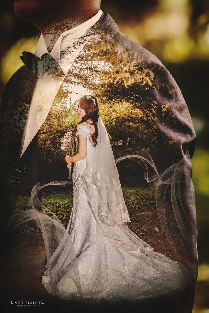 自主婚紗方案作品