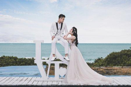 淡水莊園自主婚紗
