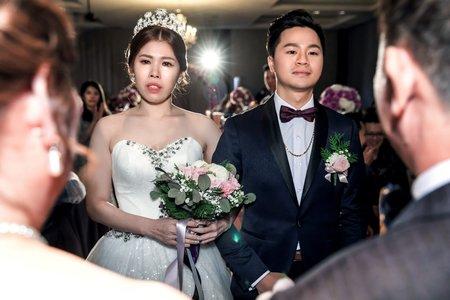 婚禮紀錄 平面攝影 婚攝 上午儀式+晚宴