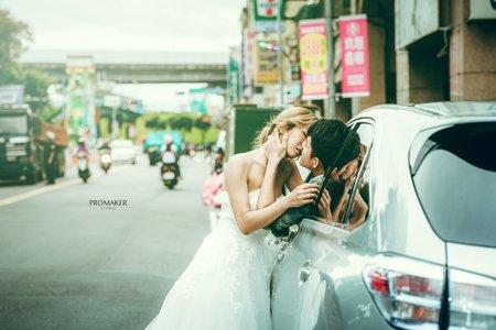 眷村特色婚紗