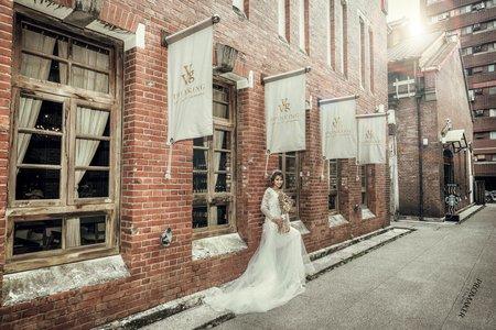 華山個人婚紗