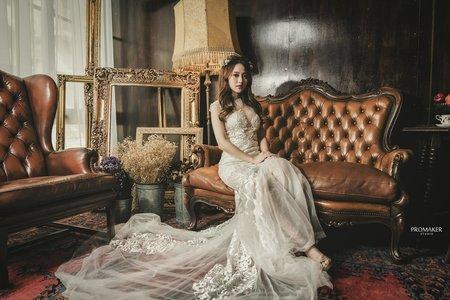 復古婚紗寫真