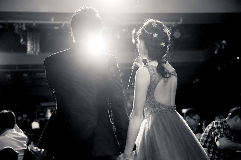 婚禮平面攝影作品