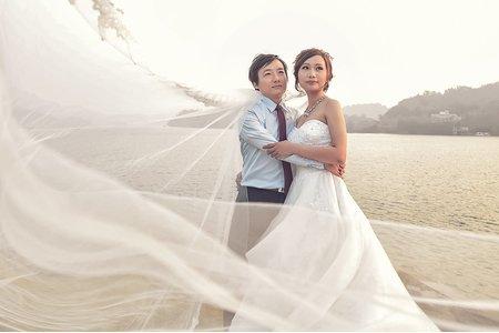自助婚紗-鴻文+雅馨