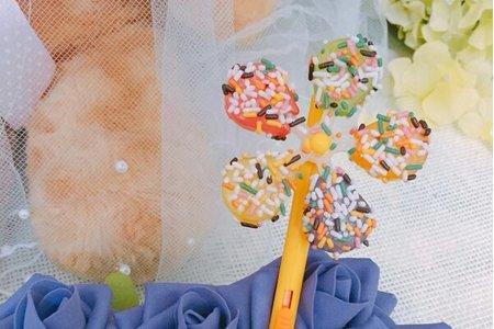 我的夢幻婚禮?花朵轉轉糖 會旋轉的棒棒