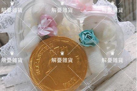 愛心結婚對熊+進口比利時金幣巧克力